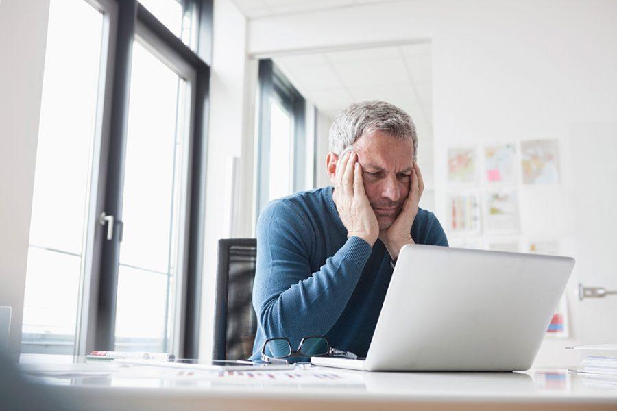 5 dyre feil du har lett for å gjøre når børsen faller