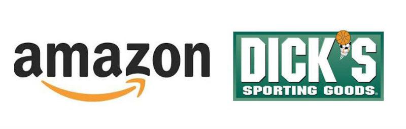 Eksempel, Amazon og Dick`s