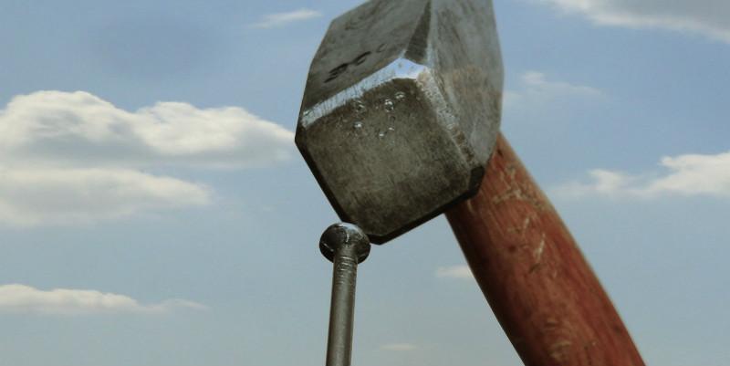 Har du hammer ser du bare spiker