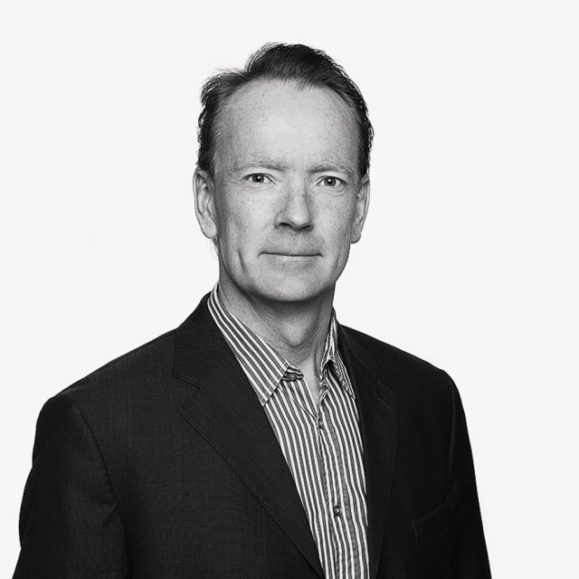 Lite profilbilde av Harald Nissen