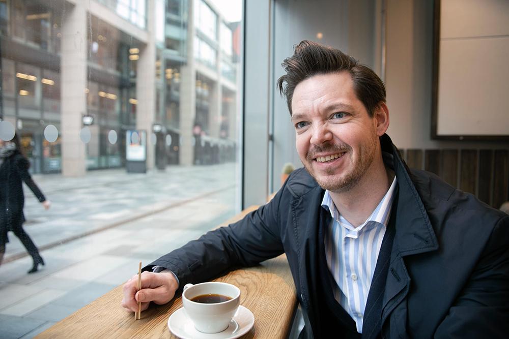 Hvis du ikke vedlikeholder porteføljen din kan du ende opp med for lite penger, forklarer Martin Graftås sin er spare- og investeringsøkonom i ODIN.