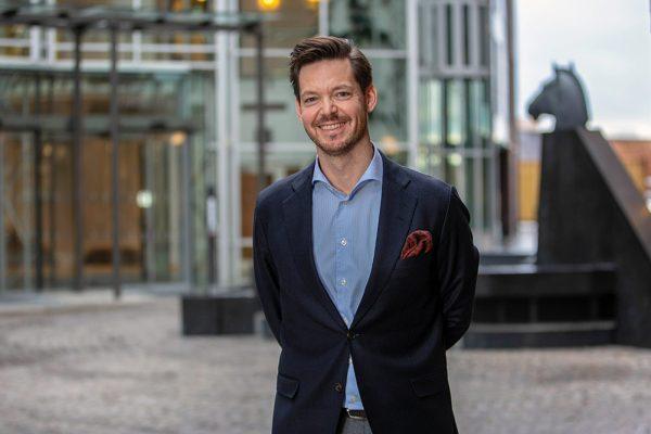 Martin Graftås er ny spare- oginvesteringsøkonom i ODIN