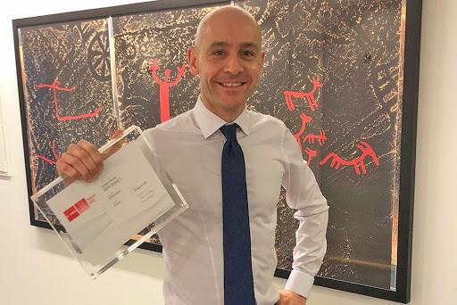 Oddbjørn Dybvad er senior porteføljeforvalter i ODIN, og ansvarlig forvalter av aksjefondet ODIN Global