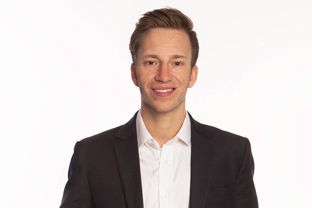 Robin Øvrebø er analytiker i ODIN.